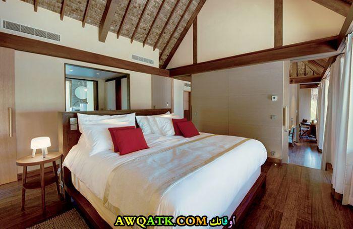 ديكور غرفة نوم فيلا بسيط وجميل