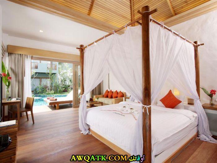 ديكور غرفة نوم فيلا جميل ورائع