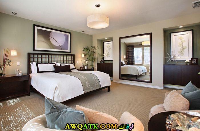 ديكور غرفة نوم فيلا في منتهى الجمال