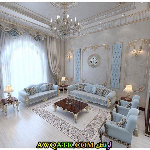 ديكور فيلا علي الطراز الكويتي في منتهي الجمال