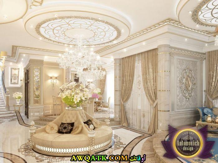 ديكور فيلا علي الطراز السعودي في متهي الجمال