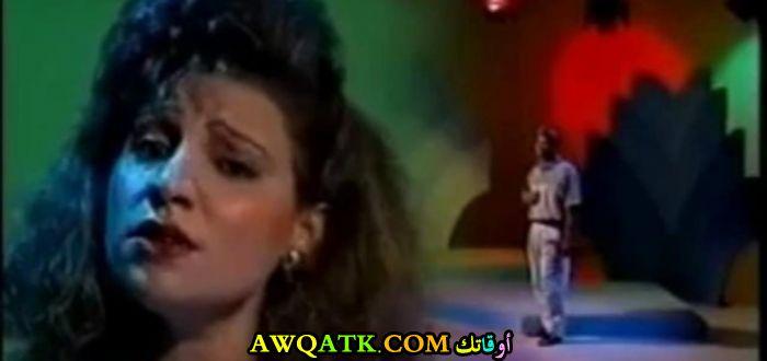 صورة قديمة للممثلة رويدا العاص