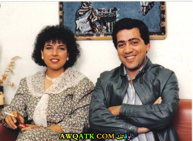 الممثلة ريم سعادة