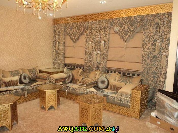 ستارة جلسات مغربية في منتهي الجمال