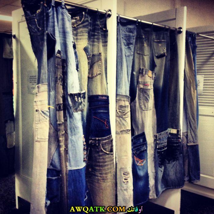 ستارة جينز جديدة وشيك