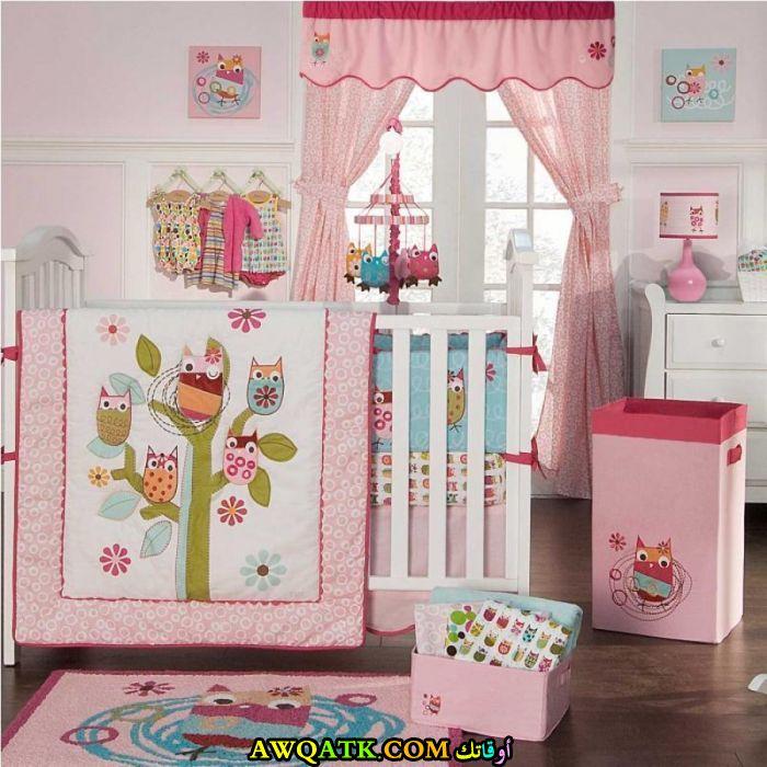 ستارة تناسب غرفة نوم الأطفال باللون البينك رائعة وجميلة