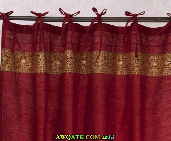 ستارة من الحرير الهندي رقيقة وهادية
