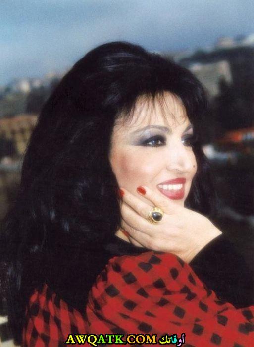 صورة قديمة للممثلة سميرة توفيق