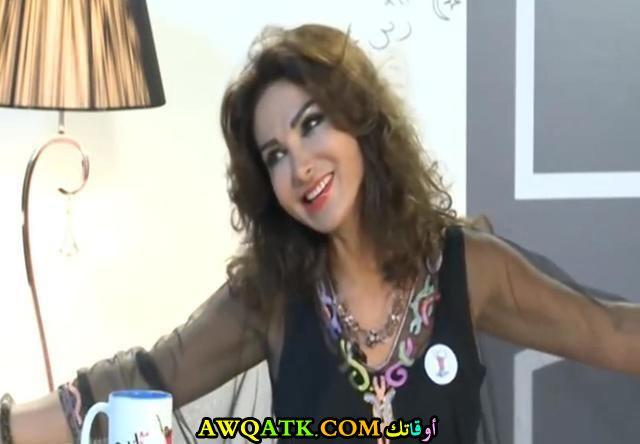 الممثلة سهير عودة