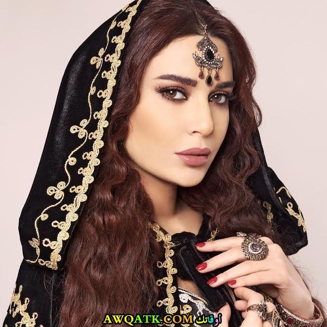 الممثلة سيرين عبد النور