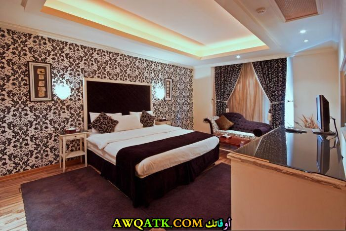 ديكور غرفة نوم فيلا سعودي مودرن جديد 2018