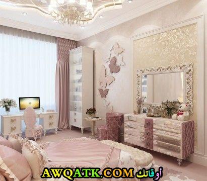 ديكور غرفة نوم فيلا سعودى فى منتهى الجمال
