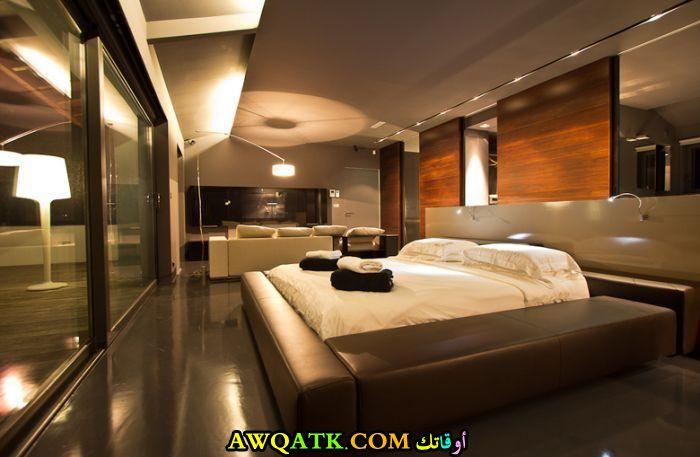 غرفة نوم فيلا فخمة ومودرن