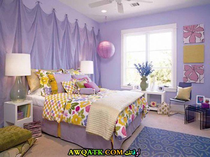 ديكور غرفة نوم فيلا للأطفال رائع