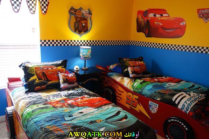 غرفة نوم فيلا للاولاد رائعة