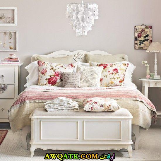 غرفة نوم فيلا للبنات بتصميم رائع