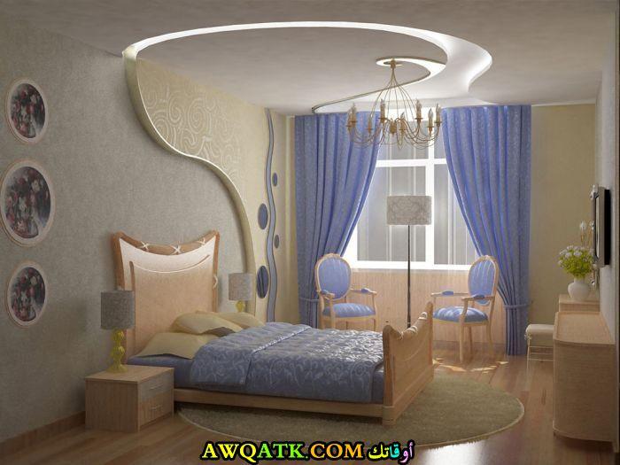 غرفة نوم فيلا للبنات رائعة