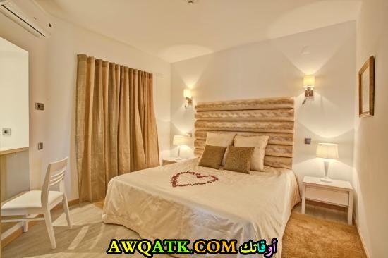 غرفة نوم فيلا للعرسان فى منتهى الجمال
