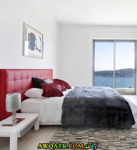 ديكور غرفة نوم فيلا مودرن رائع