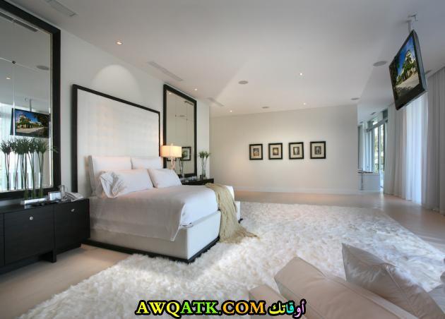 ديكور غرفة نوم فيلا مودرن أنيق