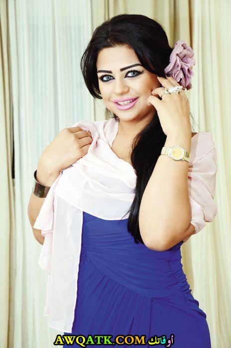 الممثلة غزلان ناصر