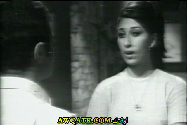 صورة قديمة للممثلة قمر الصفدي