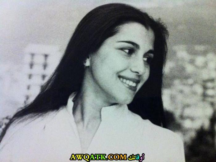 صورة قديمة للممثلة ماجدة الرومي