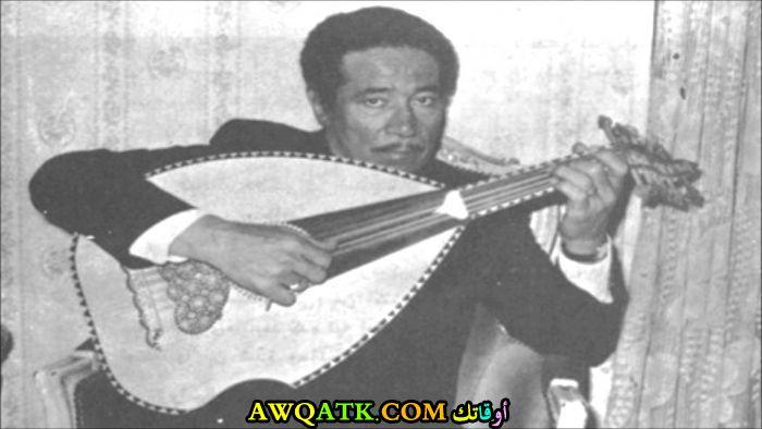 المغني محمد الموجى