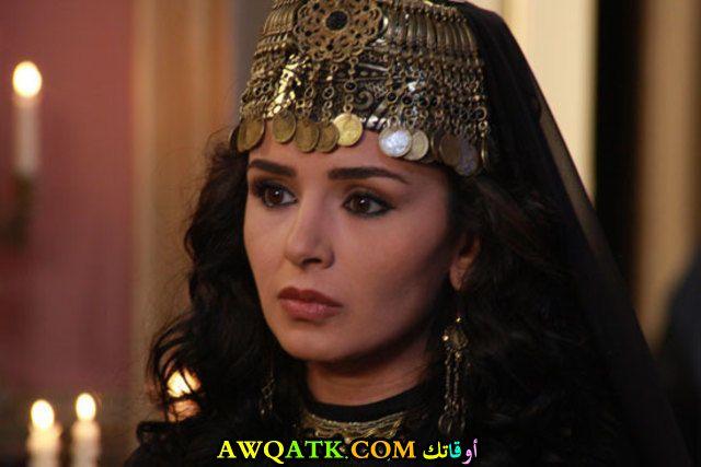 الفنانة نادية عودة