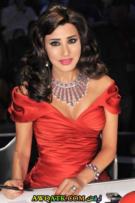 الممثلة نجوى كرم