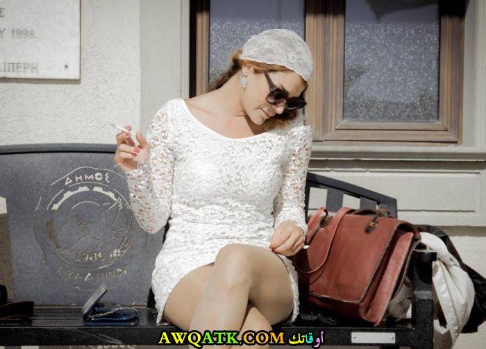 أجدد صورة ندى أبو فرحات