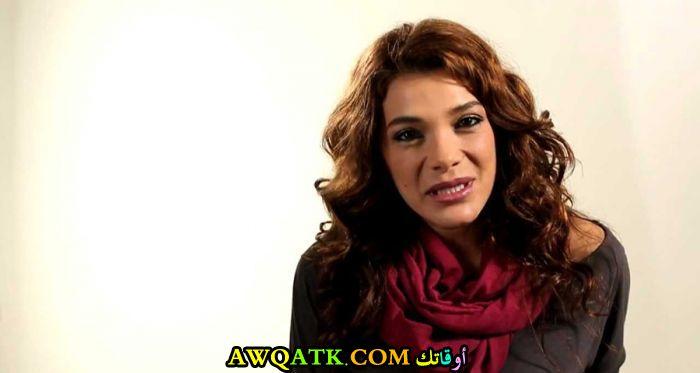 الفنانة ندى أبو فرحات