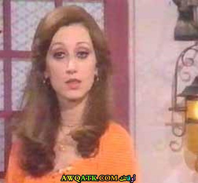 الممثلة هدى حداد
