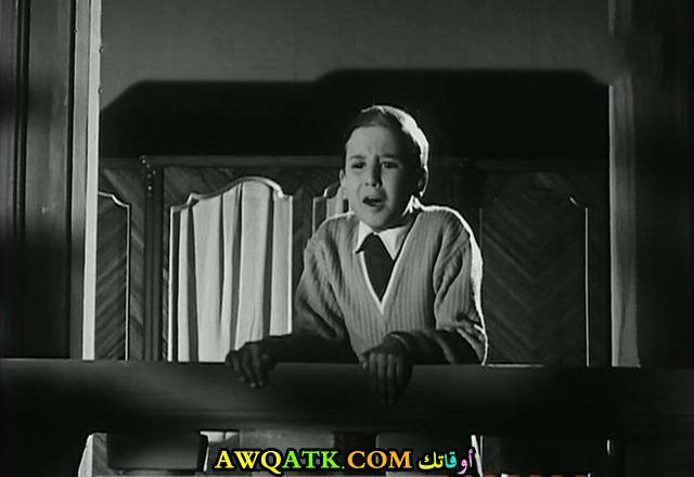 صورة قديمة للممثل وجدي العربي