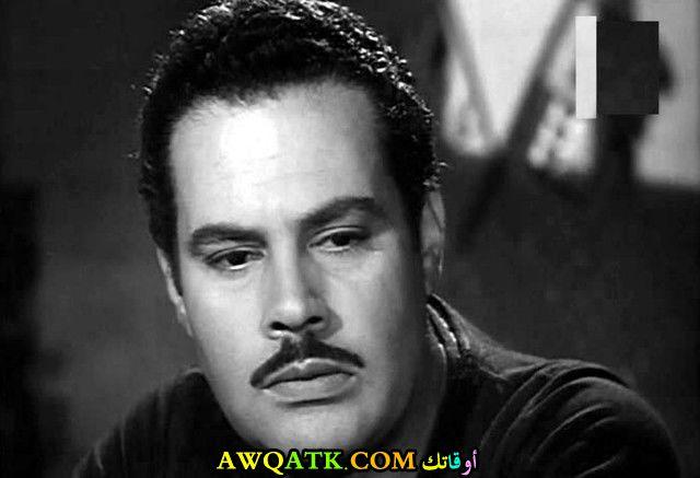 صورة الفنان يحيى شاهين داخل فيلم
