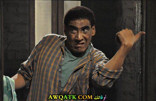 صورة للفنان يوسف عيد داخل مسلسل