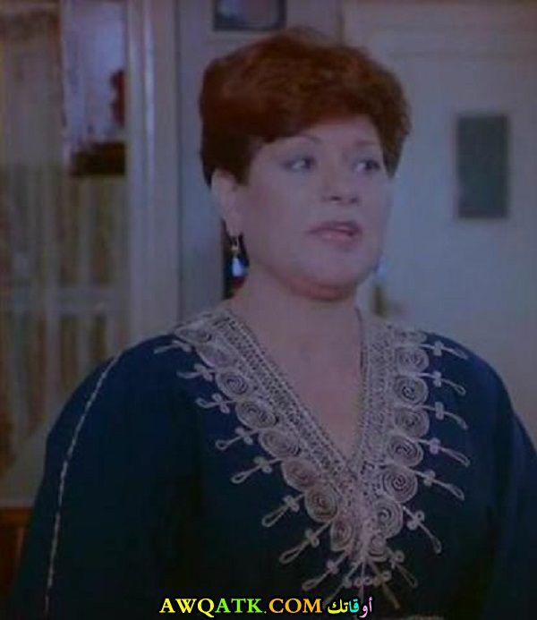 الممثلة ألفت سكر