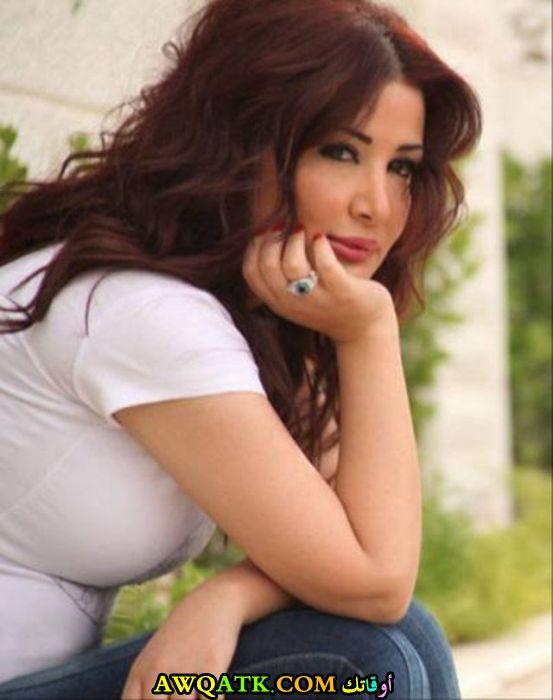 صورة الفنانة جيهان عبد العظيم