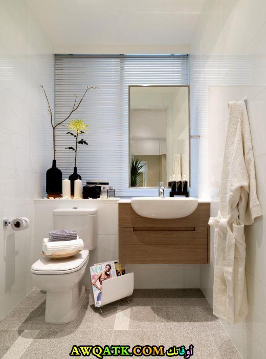 حمامات صغيرة المساحة جدا بتصميمات عملية