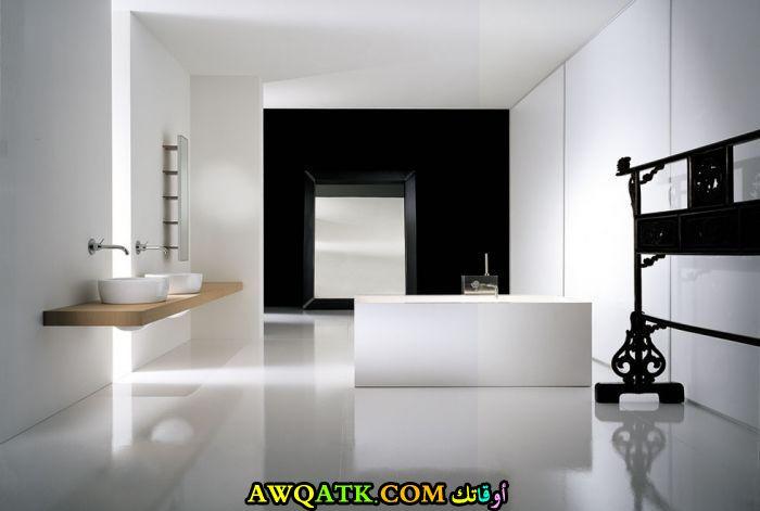 حمام مودرن حديث جميل جداً