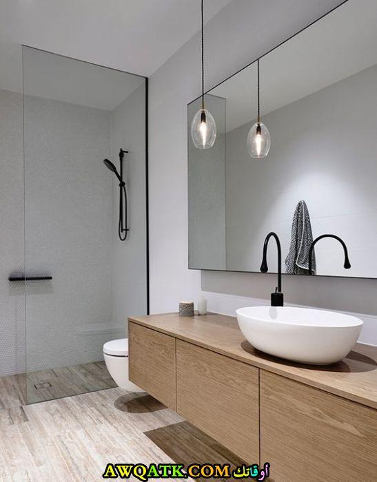 ديكور حمام مودرن جديد 2018