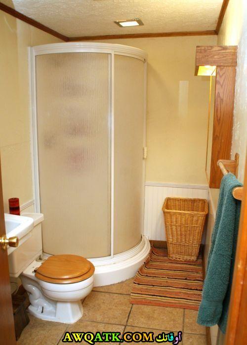 ديكور حمام بسيط وجديد 2018