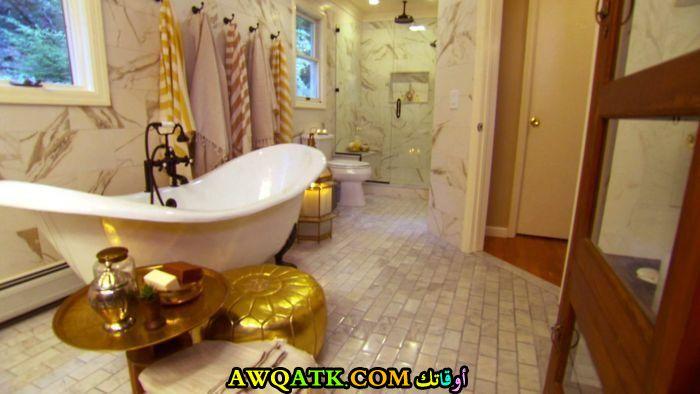 ديكور حمام تركي فخم جداً و شيك
