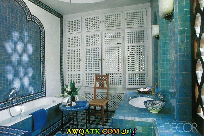 ديكور حمام تركي رائع