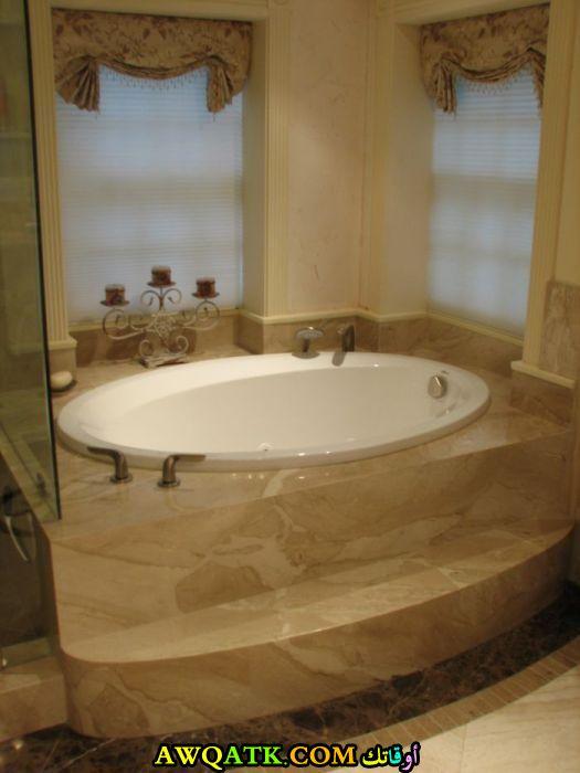 ديكور حمام جاكوزي قمة الفخامة والشياكة