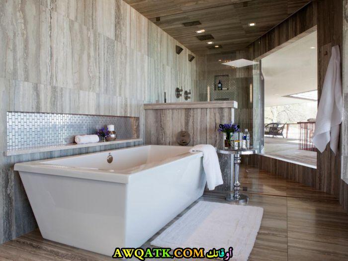 ديكور حمام حديث وجميل