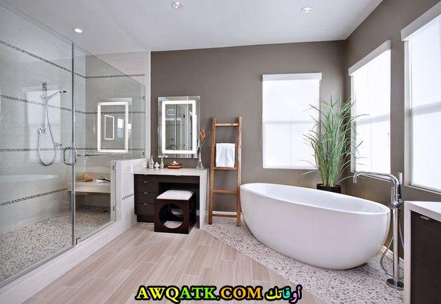 ديكور حمام حديث جديد وجميل