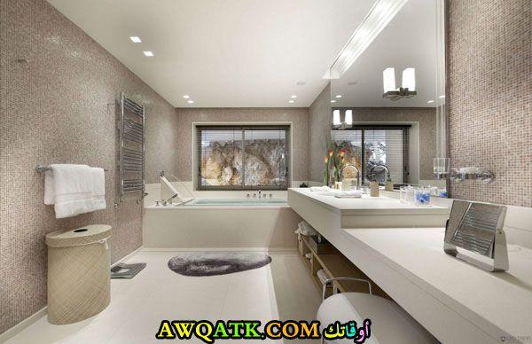 ديكور حمام مودرن عالمي رائع