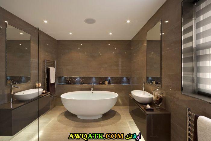 ديكور حمام فنادق خمس وسبع نجوم يناسب الذوق الراقى