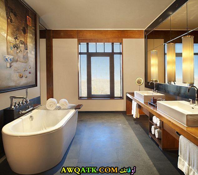 ديكور حمام فنادق خمس وسبع نجوم جديد 2018